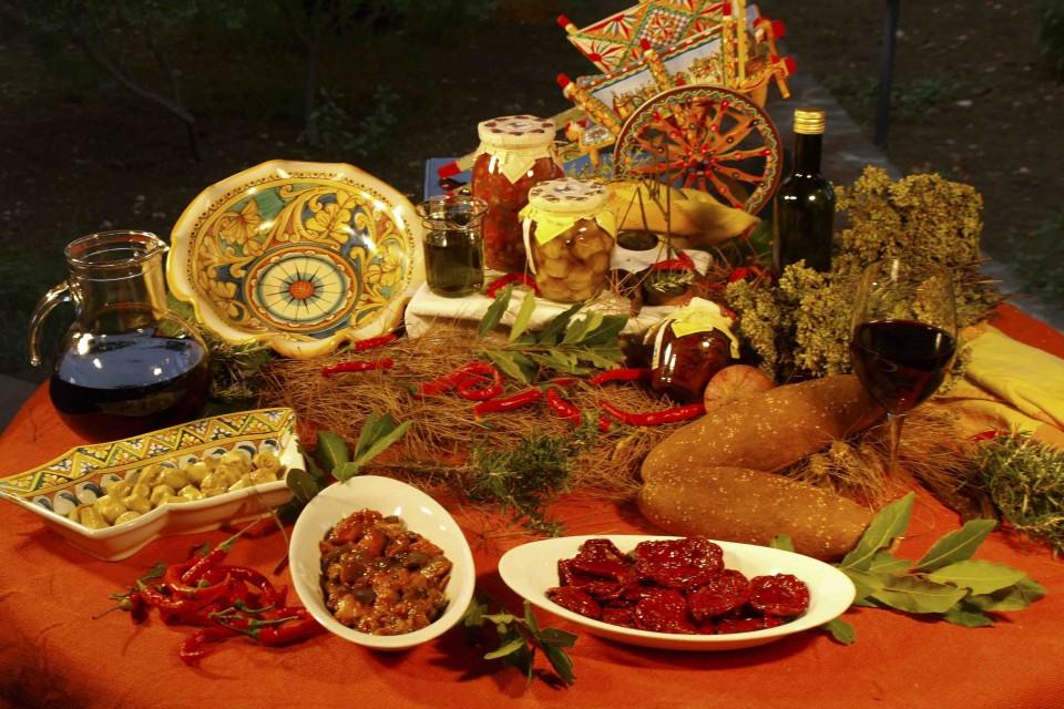 conserve siciliane artigianali, conserve naturali. prodotti tipici siciliani vendita